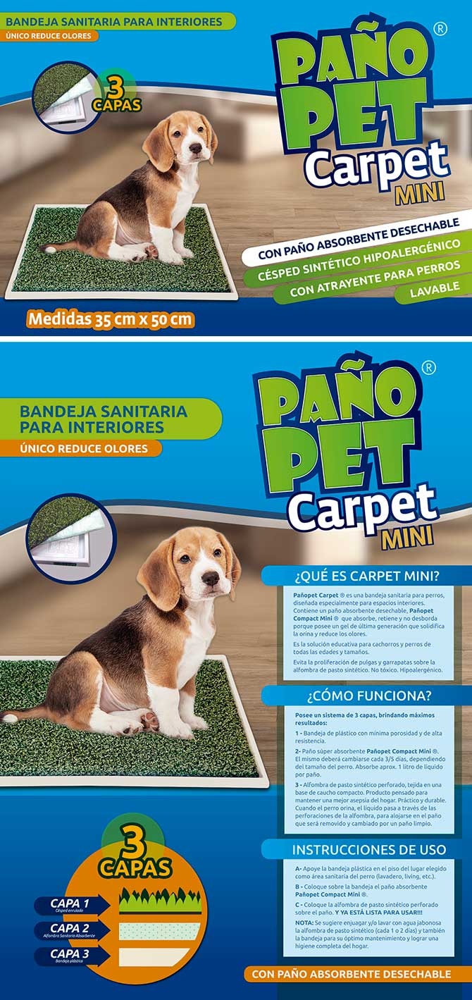 Pañopet Carpet Mini